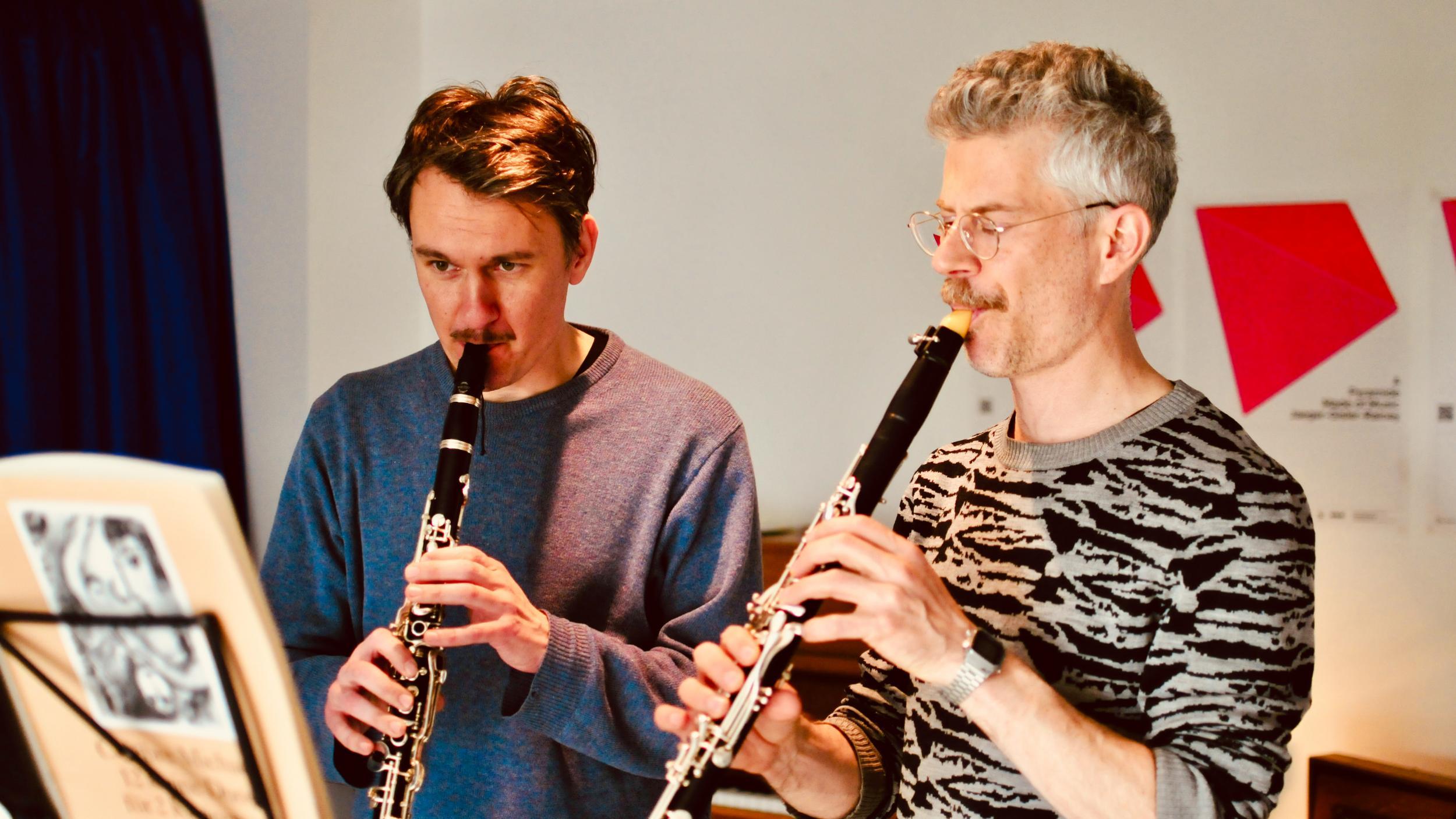 Klarinettenunterricht in Zürich für Erwachsenen