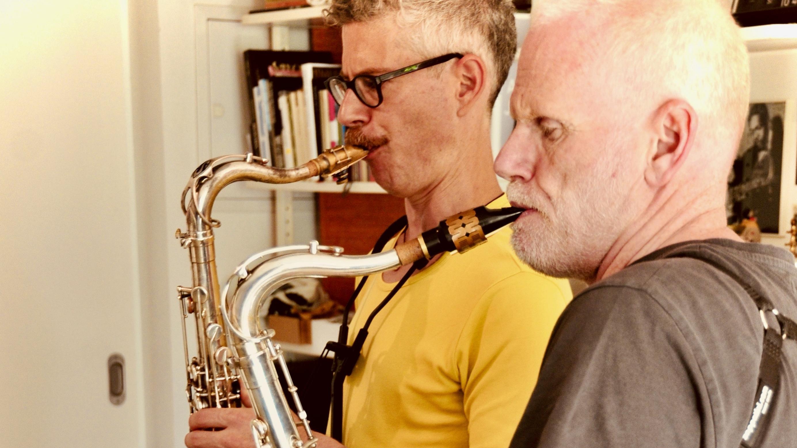 Jetzt Probelektion Saxophon Klarinette buchen